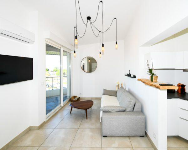 Appartement en location 28m2 Le grau du roi (30240) - 44081286 - Agence Immobilière Grand Sud